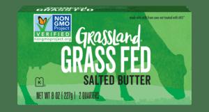 Grassland Grass Fed Salted Butter