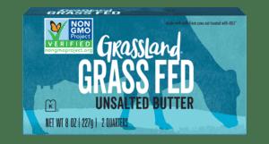 Grassland Grass Fed Unsalted Butter