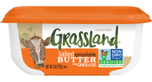 Grassland Salted Spreadable Butter
