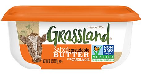 Grassland Salted Spreadable Butter