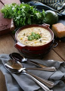 Grassland Southwest Chicken Corn Chowder