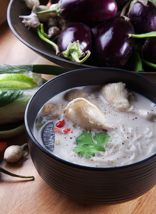 Grassland Thai Savory-Sweet Chicken Soup