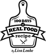 100 Days of Real Food Recipe