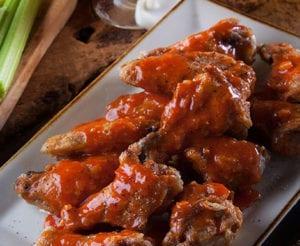 Grassland Buffalo Wing Sauce