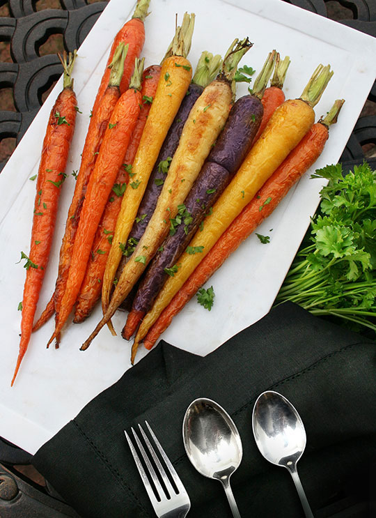 Honey Butter Carrots