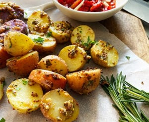 Go-To Side Potatoes