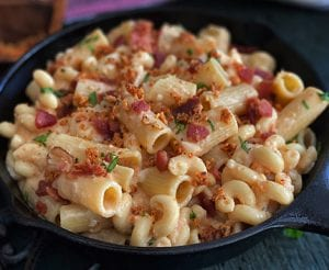 Gourmet Adult Mac and Cheese
